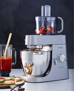This multitalented, multitasker takes care of all your kitchen needs.  Too cool