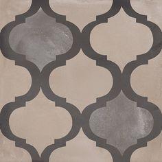 Marca Corona 1741 | Terra nella decorazione Ter.Antracite