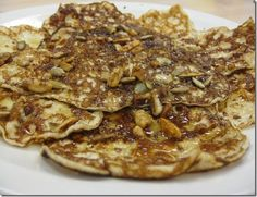 A great healthy alternative to French toast.  Low carb too! - more primal b/c of ricotta