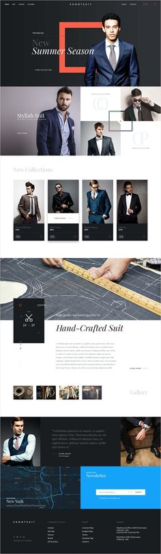ShootSuit is modern design perfect #WooCommerce #WordPress Theme for stunning #fashion store online eCommerce website download now➩ https://themeforest.net/item/shootsuit-fashionable-woocommerce-wordpress-theme/15801284?ref=Datasata