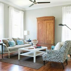 Ideas For Decorating In Gray
