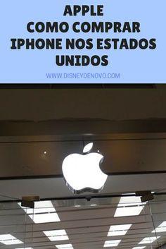Apple, iPhone, Orlando, EUA, Viagem, compras, dicas de compras, Disney, Walt Disney World, Parques, Disney, Universal Studios, Sea World, dicas de Orlando, dicas da disney, disney trip