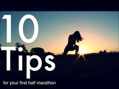 10 Tips For Your First Half Marathon – Videos – The Running Bug