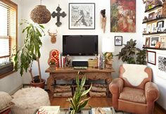 Eclectic, bohemian, cosy & charming. My style in a nutshell.