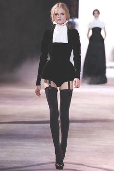 highqualityfashion:   Ulyana Sergeenko HC FW 13