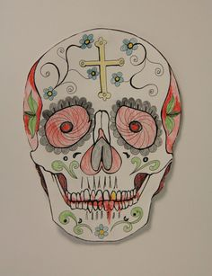 Skull by Baptiste