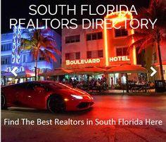 South Florida Realtors & Realty company Directory