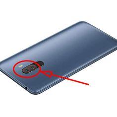 Inlocuire geam camera Xiaomi Pocophone F1, protectie sticla foto spate F1, Madness