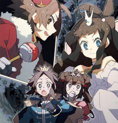 e-shuushuu kawaii and moe anime image board Pokemon Manga, Pokemon Mew, Touko Pokemon, Pokemon Noir, Black Pokemon, Pokemon Ships, Pokemon Comics, Pokemon Fan Art, Pikachu