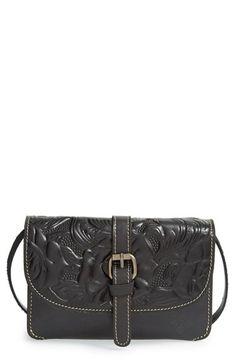 Free shipping and returns on Patricia Nash  Winter Rose - Torri  Italian  Leather Crossbody 7ba30c2f786d7