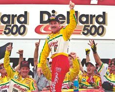 The Intimidator, The Man in Black, Ironhead, The King. Just a few famous nicknames of NASCAR's great drivers. Bobby Labonte, Terry Labonte, The Intimidator, Ufc Boxing, The Iceman, Richard Petty, Jeff Gordon, Dale Earnhardt, Nascar Racing