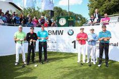 BMW International Open 2015: Däne Olesen holt ersten Sieg der Woche – und ist ab sofort elektrisch unterwegs.