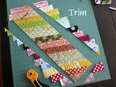13 - trim   Blogged at Stitched In Color.   Rachel Hauser   Flickr