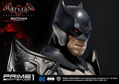 New Images Of Batman: Arkham Knight Flashpoint Batman Statue