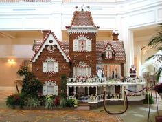 Best 5 Patterns for Gingerbread Houses | ifood.tv