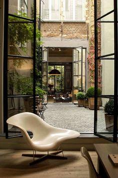 Atrium courtyard                                                                                                                                                      More