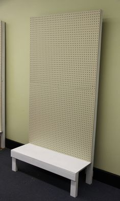 Pegboard Display Stand for Shop or Garage