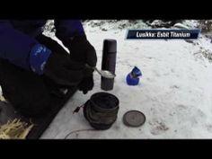 Four Dog Stove Bushcooker LT1. ~80g.