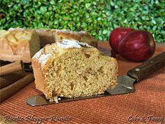 ciambella mele mandorle #ricettebloggerriunite- Ricette Blogger Riunite