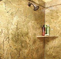 Kilimanjaro Granite shower walls----J&M Stoneworks | Granite ...
