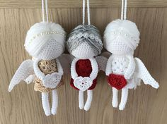 Christmas angels Christmas decoration angels present gift