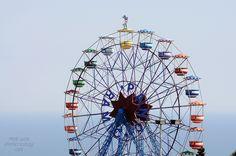 Riding High #ferriswheel #daredevil #photocrash #photocrashapp