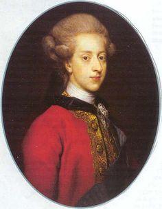 King Christian VII of Denmark