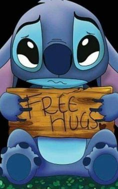 Free Hugs, Daddy Daughter, Suits You, Donald Duck, Disney Characters, Fictional Characters, Stitch, Cute, Grief