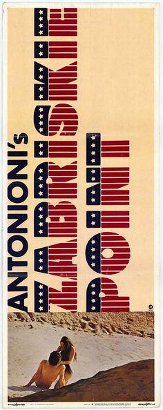 Antonioni - Zabriskie Point