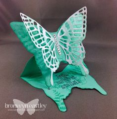 addINKtive designs: Butterfly Basics' Easel Card