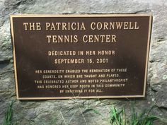 """Patricia Cornwell on Twitter: """"Never made it to @usopen but #tennis has been awesome for me! https://t.co/3VNZGt0Vse"""""""