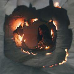 Creative Fine Art Portraits by Jairo Alvarez - You'll see - Fotografie Illusion Photography, Fire Photography, Creative Portrait Photography, Conceptual Photography, Creative Portraits, Photography Projects, Artistic Photography, Amazing Photography, Beginner Photography