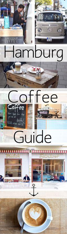 Der Hamburg Coffee Guide für ein entspanntest Wochenende oder für den nächsten Kurzurlaub.