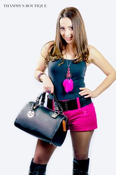 This was Thammy's boutique Photo shoot, show casing her new handbag line. Checkout her web store at www.thammysb.com
