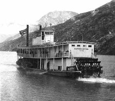 Yukon - Str Clifford Sifton - built in 1898 at Bennett, British Columbia. She was last used as a powerboat in 1903, converted to a barge and first used at Hootalinqua in Yukon Territory in 1904. Demolished in a collision at Dawson City, Yukon Territory in 1905.