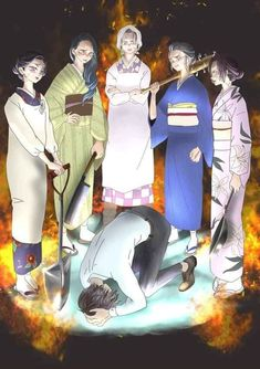 [Kny] doujinshi about characters - Ladies ~, Manga Anime, Otaku Anime, Anime Art, Anime Angel, Anime Demon, Anime Bebe, Slayer Meme, Fantasy Castle, Demon Hunter