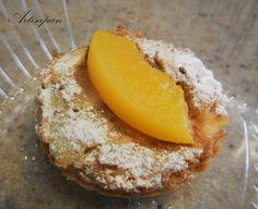 tarta melocoton #tarte #melocoton #artisapan #bakery #artesanal