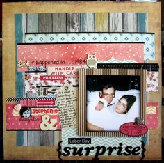 Labor Day Surprise - Scrapbook.com