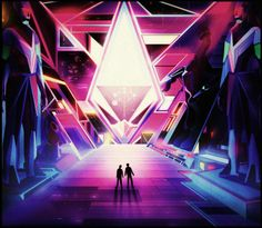 Various work from 2010 by Kilian Eng, via Behance