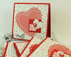 Are you ready for Valentine's Day? - Patty's Stamping Spot