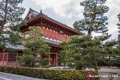 Le temple Daitoku-ji et sa vaste enceinte composée de 22 temples secondaires. #Kyoto #Temple #Daitokuji