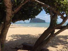 Phuket and Koh Yoa No bay.