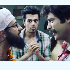 TERE BIN LADEN - DEAD OR ALIVE The most hilarious movie of the year. If the first one was madness..this one is bigger & better. Save the date 19th Feb at theatres near or far. Not to b missed. #terebinladendeadoralive #manishpaul #binladen #comedy #bollywoodmovies