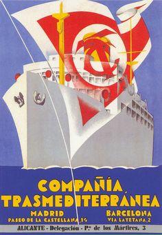 COMPAÑÍA TRASMEDITERRÁNEA