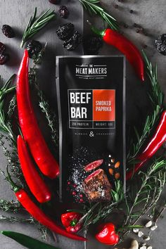 The Meat Makers on Packaging of the World - Creative Package Design Gallery