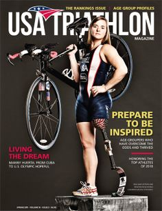 USA Triathlon Magazine - Spring 2011: Rankings Issue