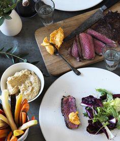 Hvad skal middagen stå på i weekenden? Lav en lækker gæstemenu og giv dine gæster en kulinarisk oplevelse. Få inspiration til lækker mad her.