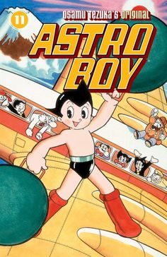 """Read """"Astro Boy Volume by Osamu Tezuka available from Rakuten Kobo. Fifty years after his creation, Astro Boy continues to lead the manga and anime charge, his adventures still as fresh an. Astro Boy, Scott Pilgrim, Manga Artist, Comic Artist, Rock N Roll, Thor, The Iron Giant, Asgard, Manga Story"""