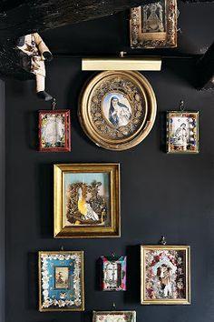 Genial decorador espanhol Gaspar Sobrino