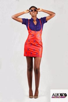 'NKYINKYIM' LOOKBOOK A/W 2013 by ALIKOTO ~ FashionistaGH - The premier source for Ghanaian Fashion and Lifestyle